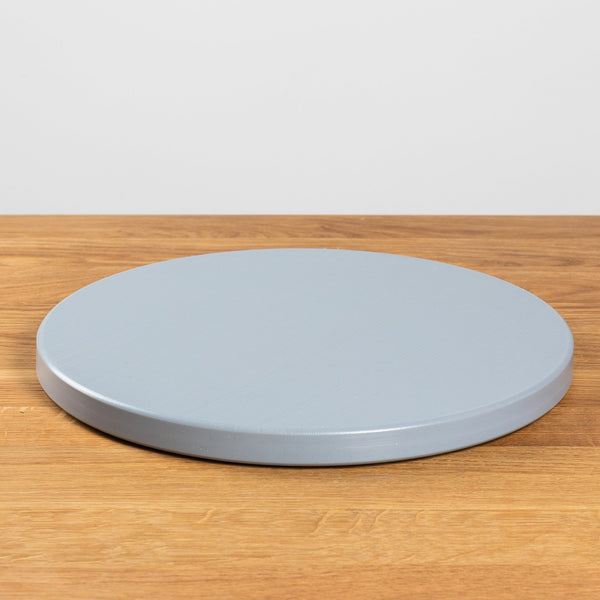HAY Chopping Board Round L Grey