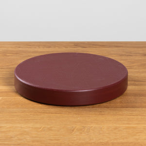 HAY Chopping Board Round M Bordeaux