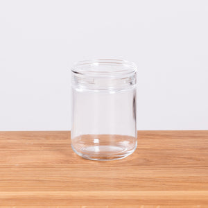 HAY Japanese Glass Jar Clear Medium