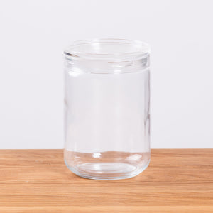 HAY Japanese Glass Jar Clear XL