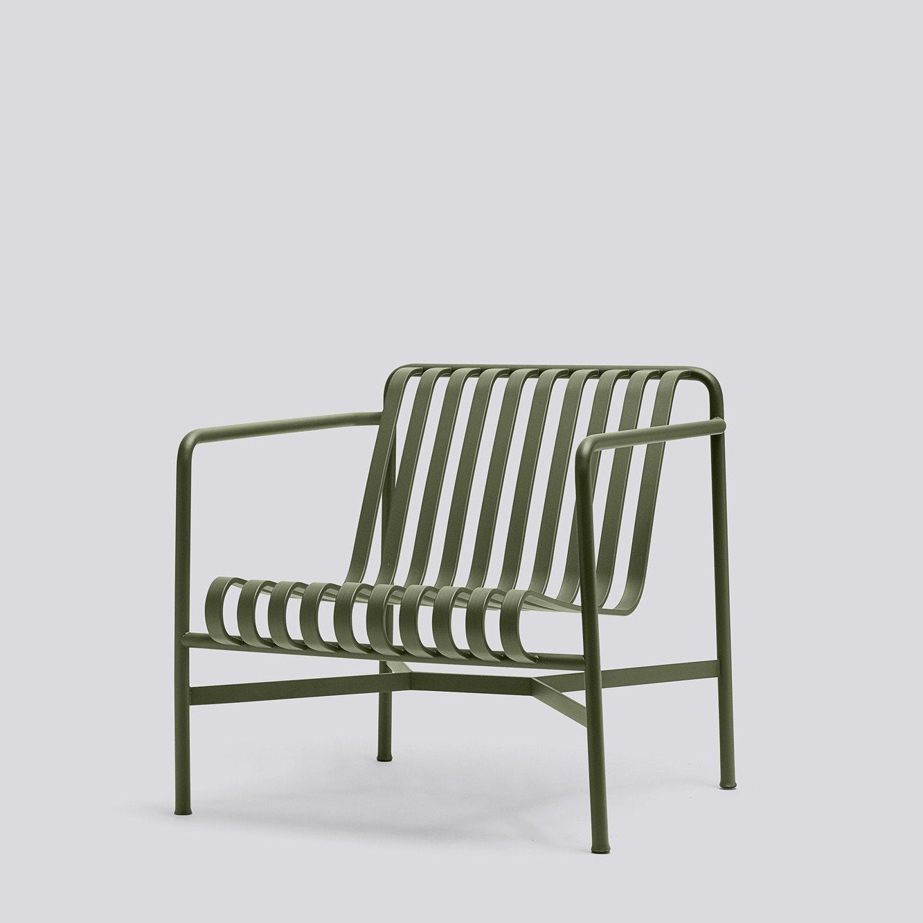 Hay Lounge Stoel.Palissade Lounge Chair Low Hallesches Haus
