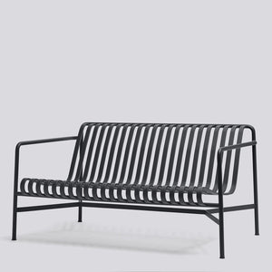 HAY Palissade Lounge Sofa Anthracite