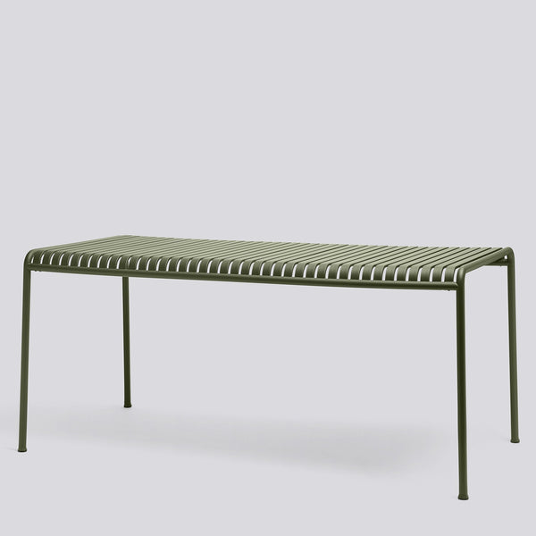 HAY Palissade Table 160X80 Olive