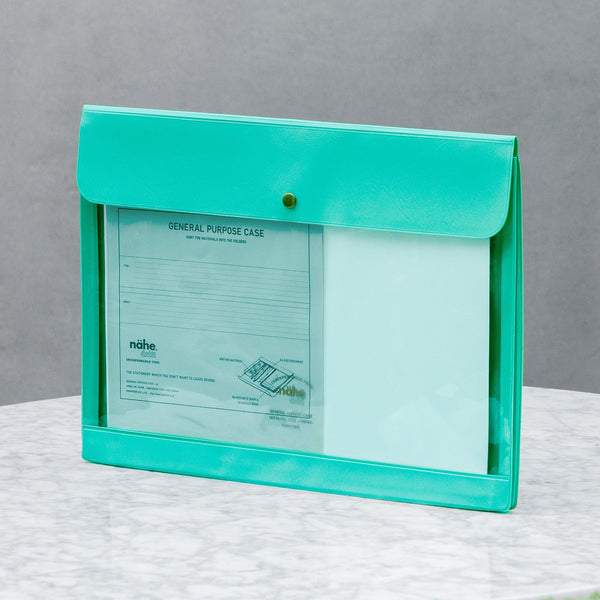 Hightide | Penco General Purpose Case A4 Mint