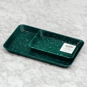 Hightide | Penco Marbled Melamine Tray Medium