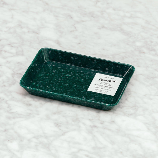 Hightide | Penco Marbled Melamine Tray Small