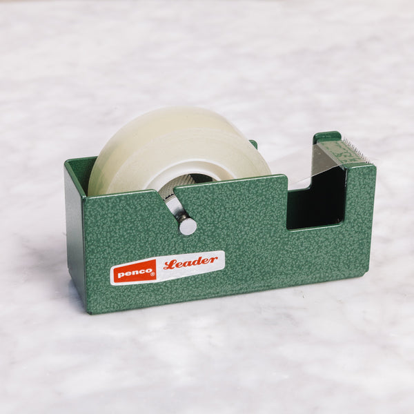 Hightide | Penco Tape Dispenser Green