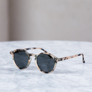 Izipizi Sun #D Sunglasses Light Tortoise
