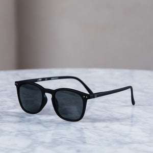 Izipizi Sun #E Sunglasses Black