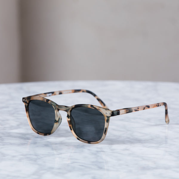 Izipizi Sun #E Sunglasses Light Tortoise