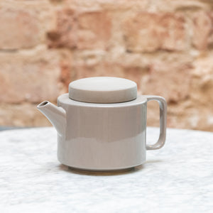 Kinta Teapot - Small Light Grey
