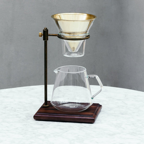Kinto SCS Coffee Brewer Stand Set