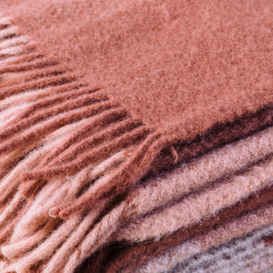 Klippan Inez Woven Wool Throw