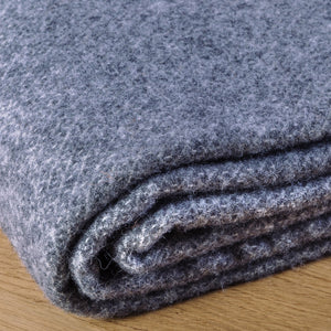 Klippan Peak Merino Wool Throw