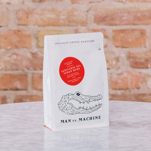 Man v Machine Limited Edition Coffee Beans - Santuario Sul