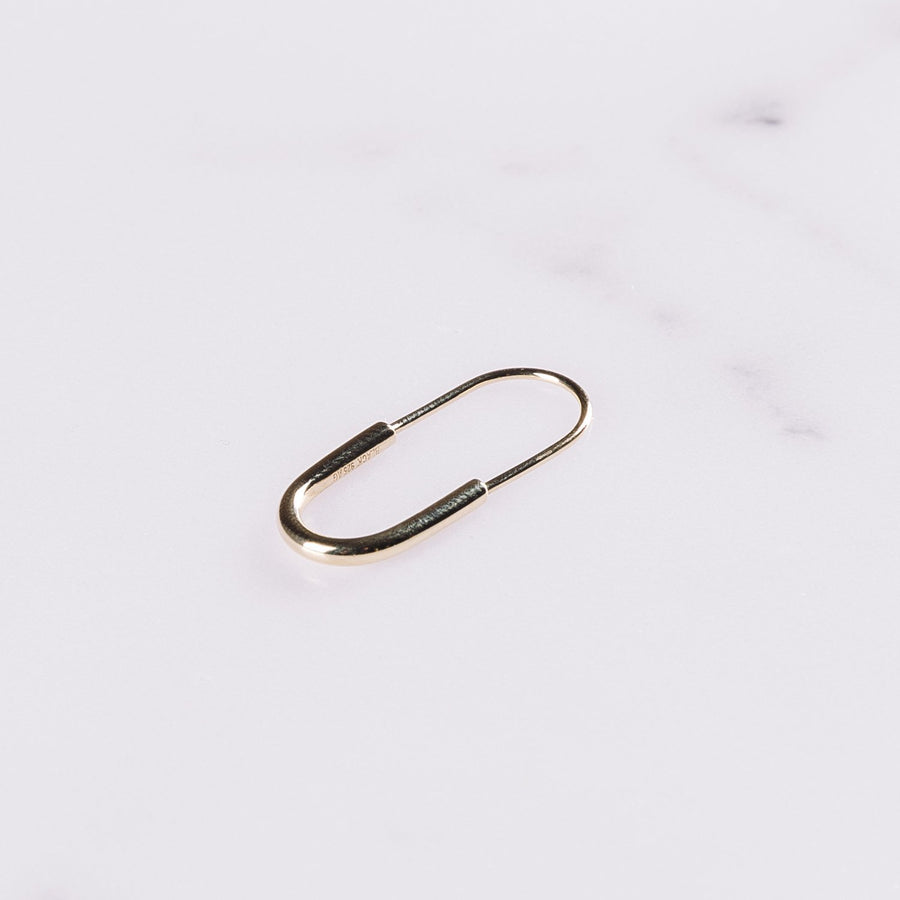 Maria Black Chance mini earring Silver