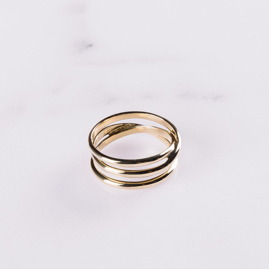 Maria Black Emilie Wrap Ring