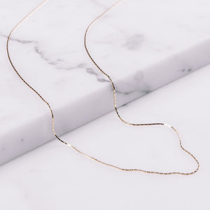 Maria Black Liz Necklace Gold