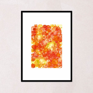 Max Faber Tomaten A3 Print