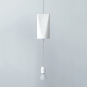 MOEBE Ceramic Pendant - Wide