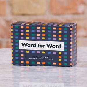 MOX Studio Card Game - Word for Word