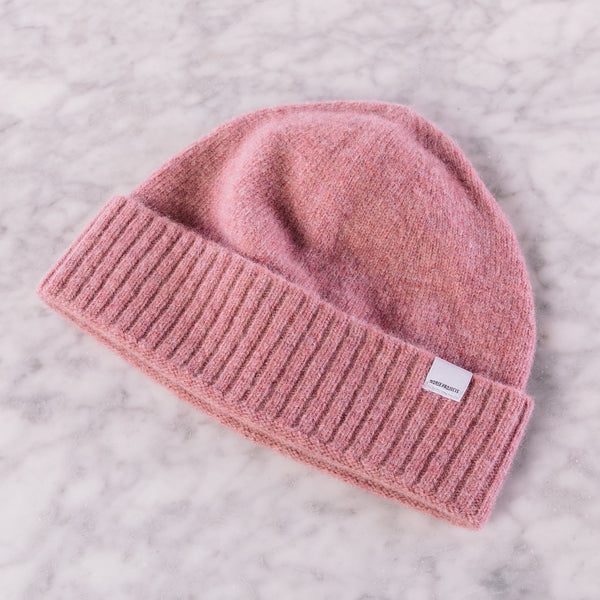 Norse Projects Katinka Brushed Lambswool Beanie