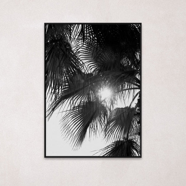 Paper Collective Palm Trees Print