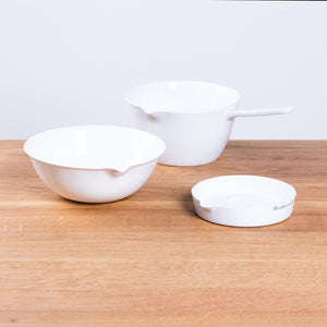 Puebco Ceramic Meal Plate