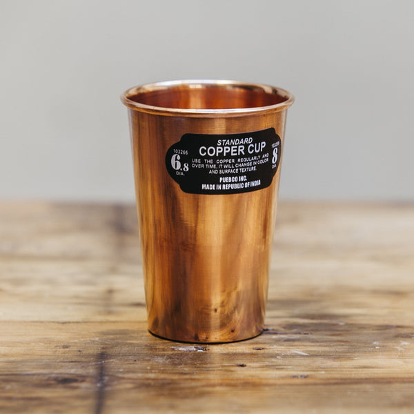 Puebco Standard Copper Cup Stackable