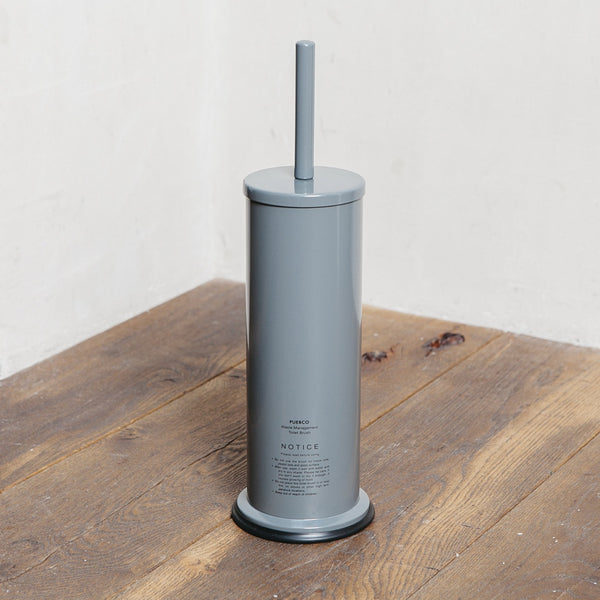 Puebco Toilet Brush Grey