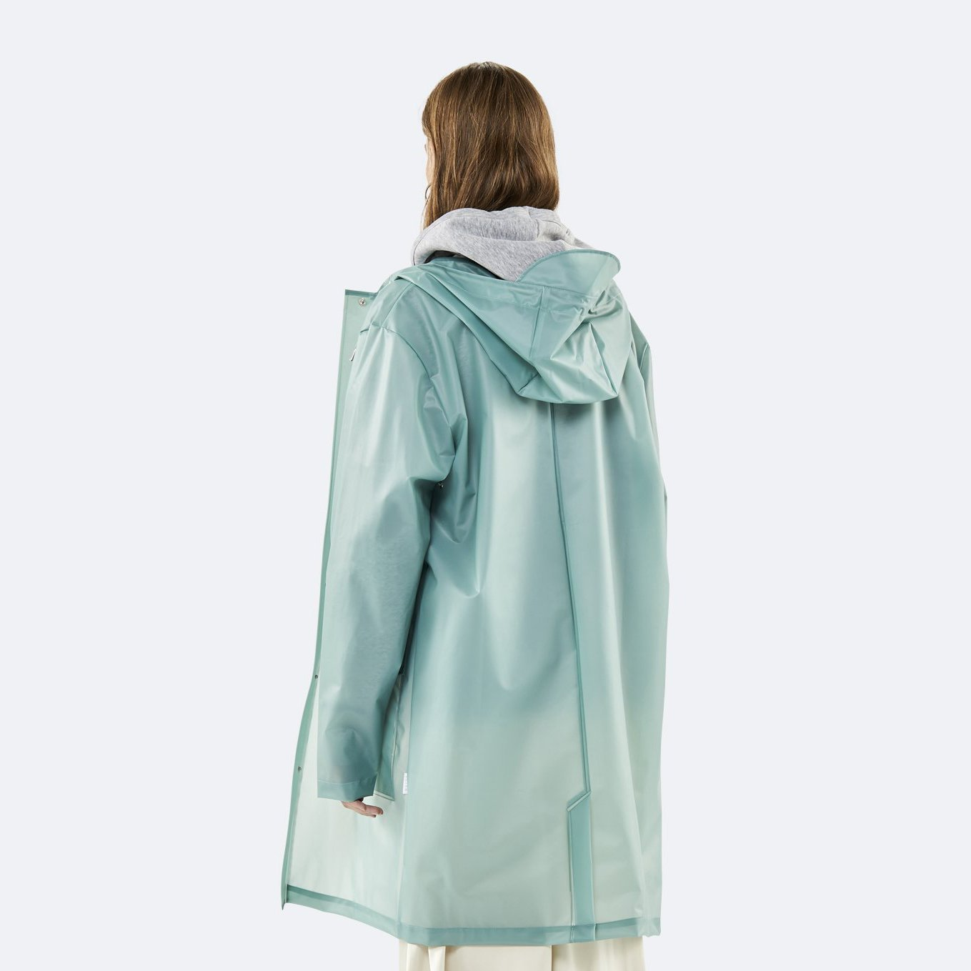 quality fast color how to orders Hooded Coat