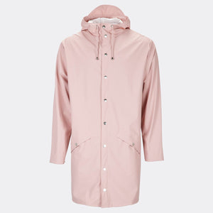 Rains Long Jacket Rose / XSS/XS