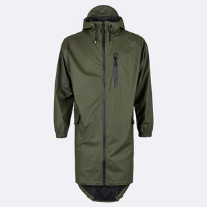 Rains Parka Green / XS/S