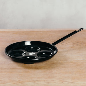 Riess Enamel Egg Pan