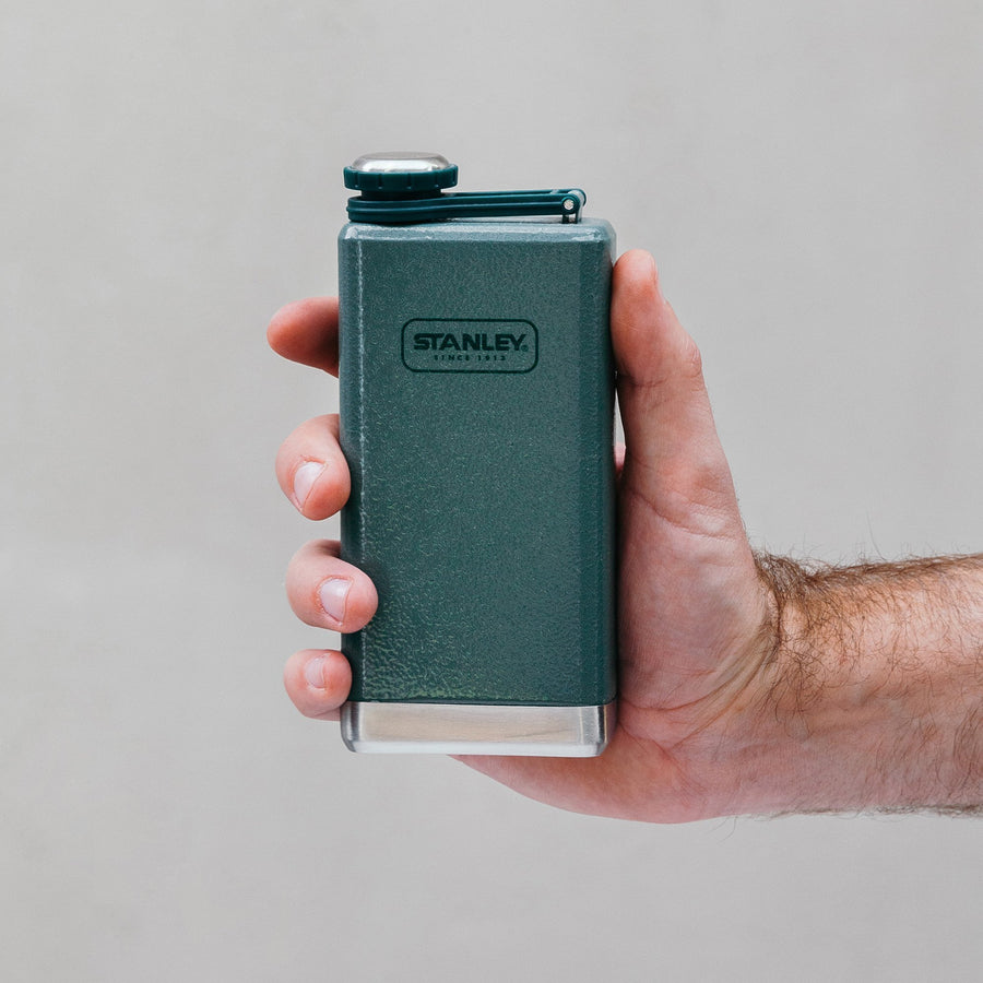 Stanley Stanley Pocket Flask Green