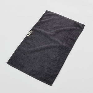 Tekla Organic Cotton Towels - Charcoal Grey