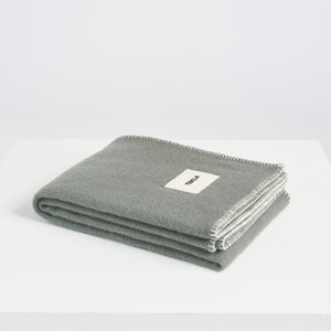 Tekla Pure New Wool Blanket