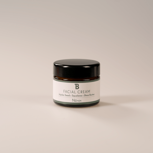 The Botanical Facial Cream