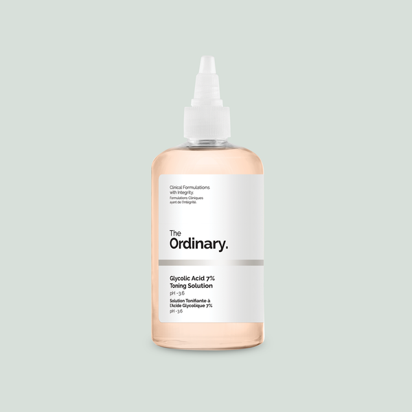 The Ordinary Glycolic Acid 7% Toning Solution