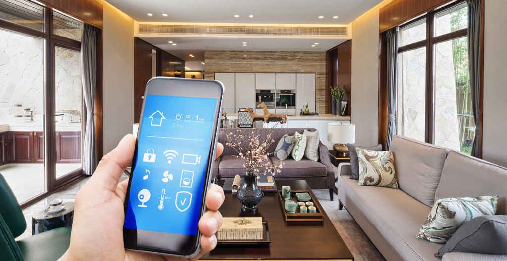 9 Ways To Convert Your Home Into A Smart Home in 2020