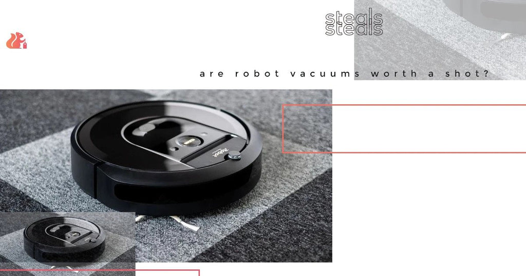 Are Robot Vacuums Worth a Shot? Buying Advice For First Time Buyers
