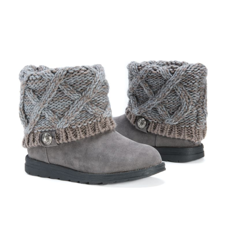 Women's Patti Boots by Muk Luks-Moccasin-7-Daily Steals