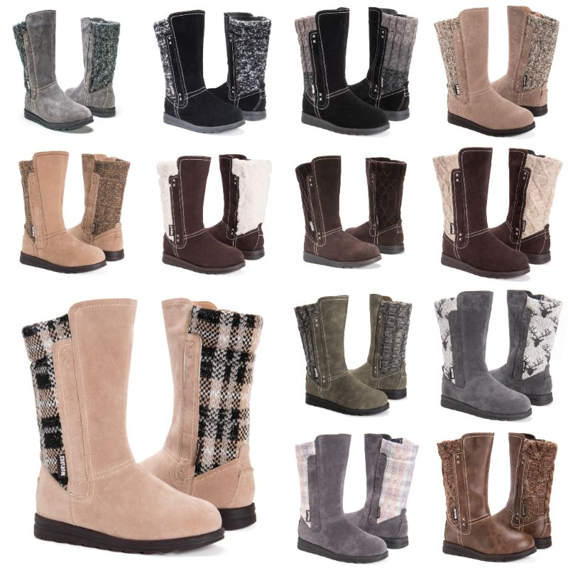 Women's Stacy Boots by Muk Luks