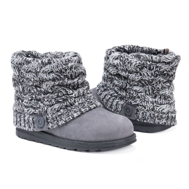 Women's Patti Boots by Muk Luks-Ebony-6-Daily Steals