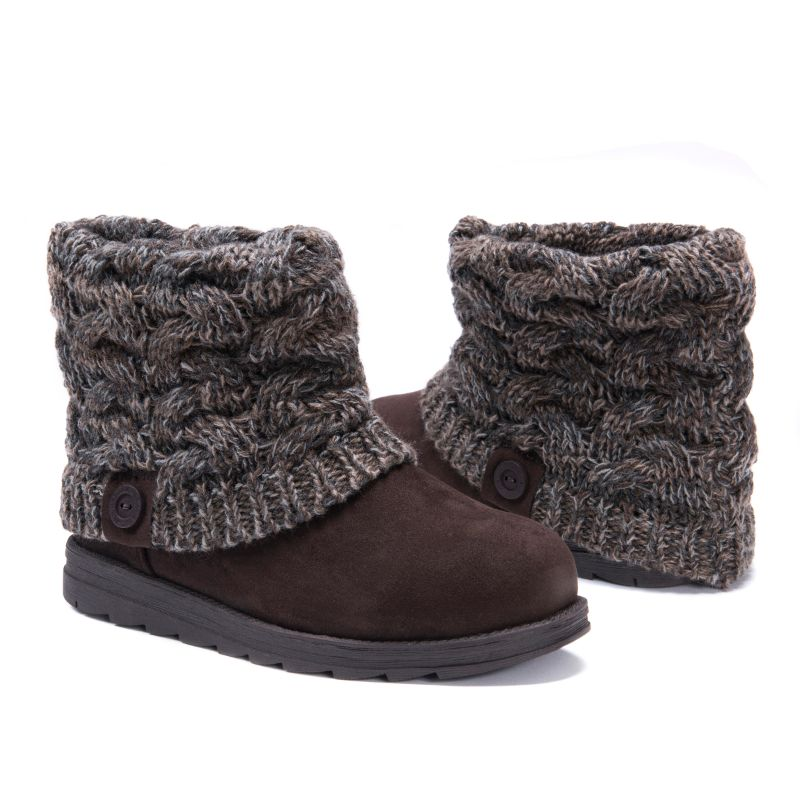Women's Patti Boots by Muk Luks-French Chateau-10-Daily Steals