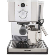 Breville Cafe Roma Stainless Espresso Maker-Daily Steals