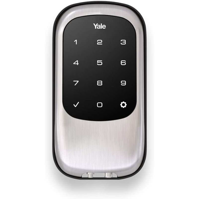 Yale Locks Touchscreen Deadbolt T1L with Z-Wave-Daily Steals