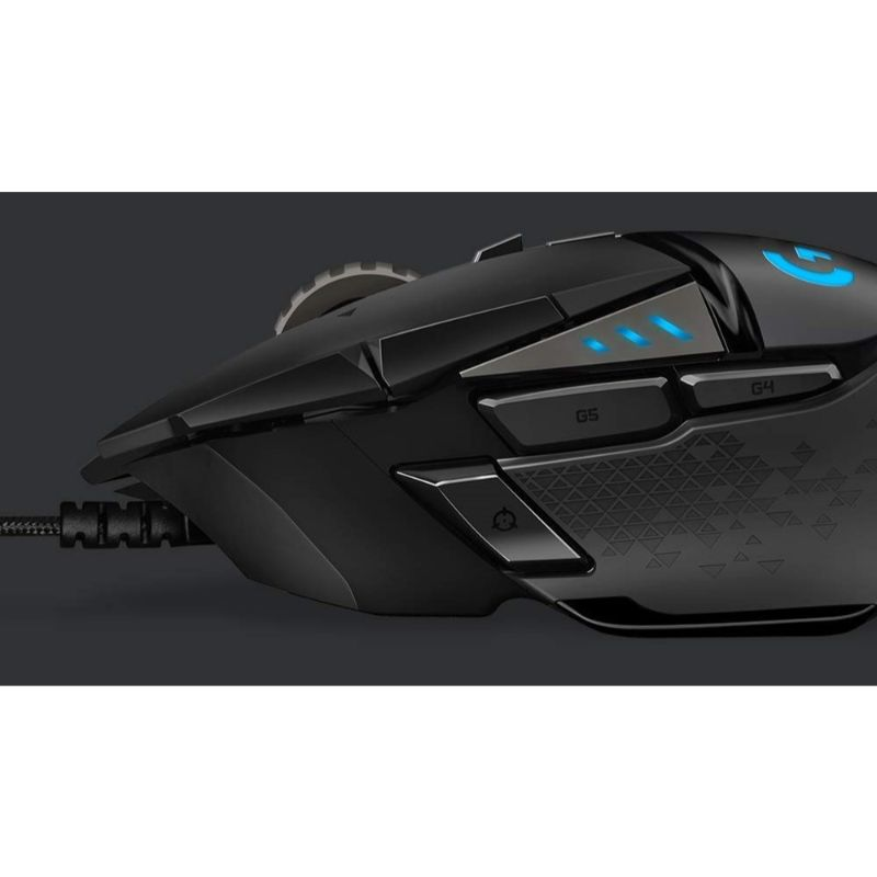 Logitech G502 HERO High Performance Gaming Mouse-Daily Steals