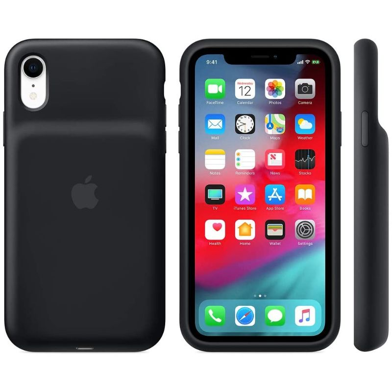 Apple iPhone XR Smart Battery Case-Daily Steals
