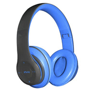 Casque audio sans fil Bluetooth Zummy-Blue-Daily Steals